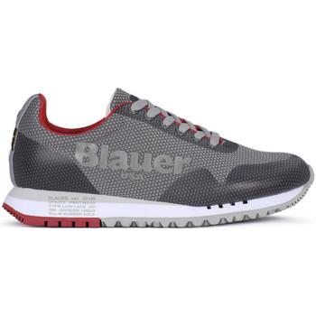 Scarpe Uomo Sneakers basse Blauer ATRMPN-07988 Grigio