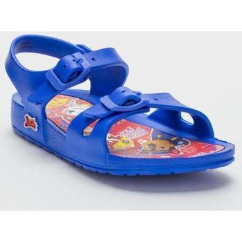 Scarpe Bambino Sandali Paw Patrol Sandalo Blu