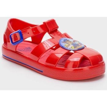 Scarpe Bambino Sandali Paw Patrol Sandalo Rosso