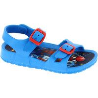 Scarpe Bambino Sandali Spiderman Sandalo Blu