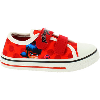 Scarpe Bambina Sneakers basse Miraculous - Ladybug Sneakers Rosso