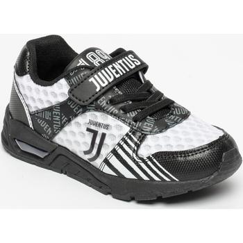 Scarpe Bambino Sneakers basse Juventus Sneakers con Luci Bianco