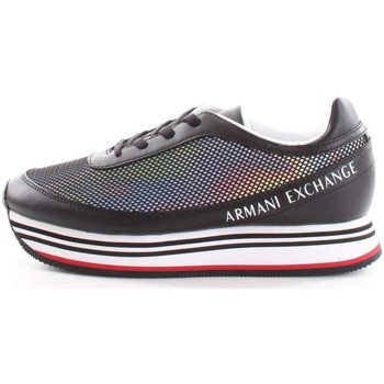 Scarpe Donna Sneakers basse EAX xdx030-xv123 Basse Donna Nero Nero