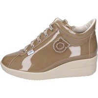 Scarpe Donna Sneakers basse Agile By Ruco Line sneakers vernice beige