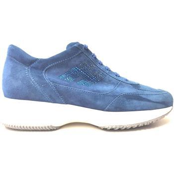 Scarpe Donna Sneakers basse Hogan ATRMPN-09025 Blu