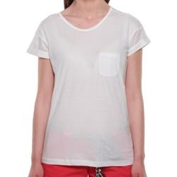 Abbigliamento Donna T-shirt maniche corte Sun Valley T Bianco