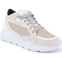 Scarpe Donna Sneakers basse P448 | Leia PlatinumGl | P448_F9LEIA PLATINUMGL Gris