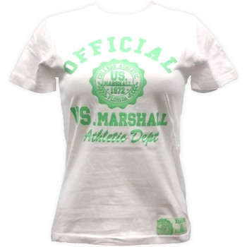 T-shirt US Marshall Blanc florida