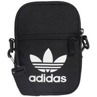 Borse Bisacce adidas Originals Fest Bag Trefoil Nero