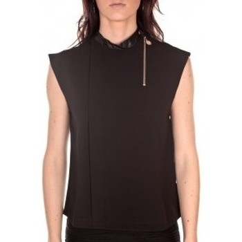 Abbigliamento Donna Top / Blusa By La Vitrine Débardeur  noir Nero