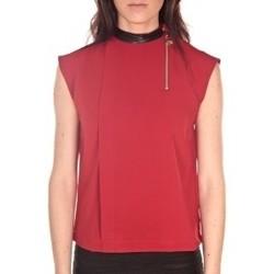 Abbigliamento Donna Top / Blusa By La Vitrine Débardeur  Rouge Rosso