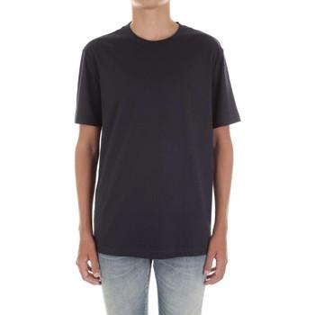 Abbigliamento Uomo T-shirt maniche corte Calvin Klein Jeans K10K103333 Blu