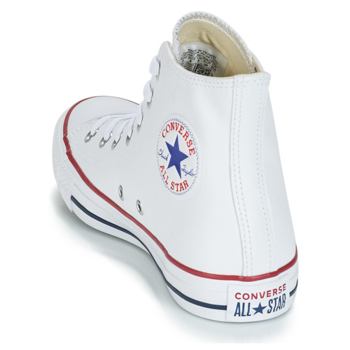 Hi Bianco Sneakers Consegna Star Chuck All Converse Gratuita Core Leather Scarpe Alte 8500 Taylor eEH29WIYbD