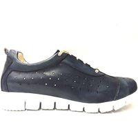 Scarpe Donna Sneakers basse Pregunta ATRMPN-09319 Blu