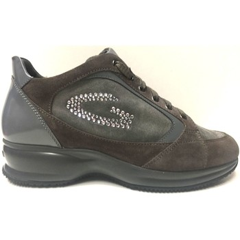 Scarpe Donna Sneakers basse Guardiani ATRMPN-05080 Grigio