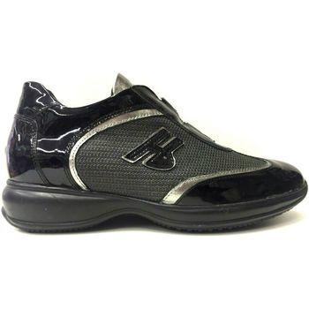 Scarpe Donna Sneakers basse Hornet Botticelli ATRMPN-01760 Nero