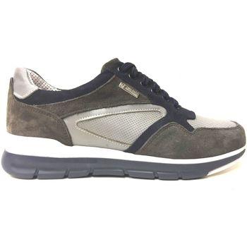 Scarpe Uomo Sneakers basse Gino Tagli ATRMPN-09505 Grigio