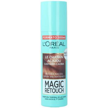 Bellezza Accessori per capelli L'oréal Magic Retouch 6-castaño Caoba Spray  100 ml