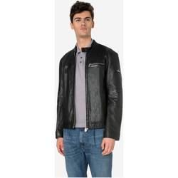 Abbigliamento Uomo Giubbotti Peuterey SAGUARO WS 04 215 BL Giubbino Uomo Uomo Blu Blu