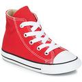 Scarpe Bambino Sneakers alte Converse CHUCK TAYLOR ALL STAR CORE HI Rosso