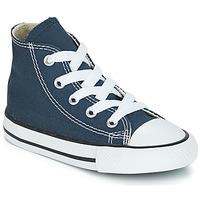 Scarpe Unisex bambino Sneakers alte Converse CHUCK TAYLOR ALL STAR CORE HI Marine