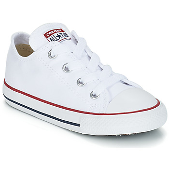 Scarpe Unisex bambino Sneakers basse Converse CHUCK TAYLOR ALL STAR CORE OX Bianco / Optical