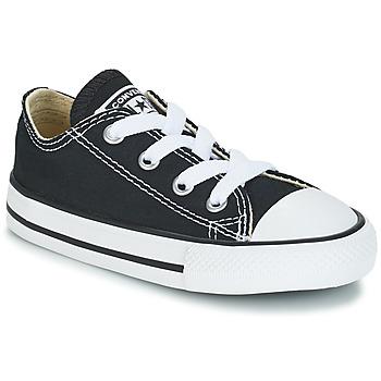 Scarpe Unisex bambino Sneakers basse Converse CHUCK TAYLOR ALL STAR CORE OX  Nero 64a377d18df