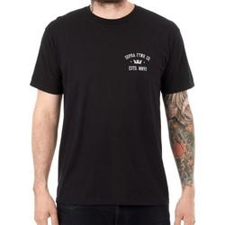 Abbigliamento Uomo T-shirt maniche corte Supra T  CONTENDER Nero