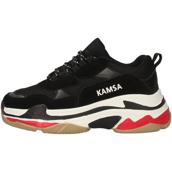 Scarpe Uomo Sneakers basse Kamsa VALENCIA NERO