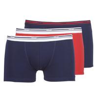 Biancheria Intima  Uomo Boxer DIM DAILY COLORS BOXER x3 Blu / Rosso