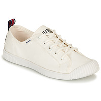Scarpe Donna Sneakers basse Palladium EASY LACE Bianco