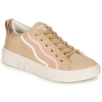 Scarpe Donna Sneakers basse Palladium TEMPO 02 CVS Beige
