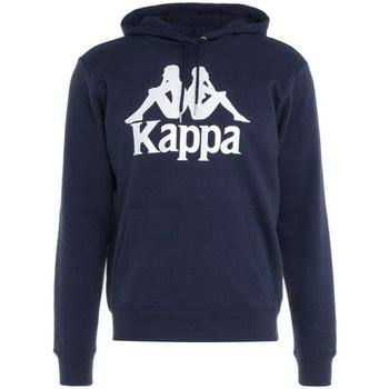 Abbigliamento Uomo Felpe Kappa Taino Hooded Sweatshirt Blu marino