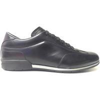 Scarpe Uomo Sneakers basse Campanile ATRMPN-10059 Nero