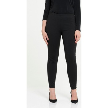 Abbigliamento Donna Chino Cannella ATRMPN-10364 Nero
