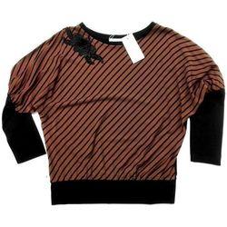 Abbigliamento Donna Tuniche Cannella ATRMPN-10405 Marrone