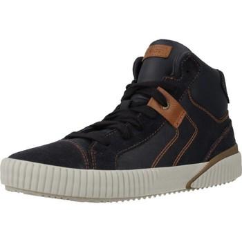 Scarpe Bambino Sneakers alte Geox J ALONISSO BOY Blu