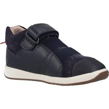 Scarpe Bambino Sneakers basse Garvalin 191310 Blu