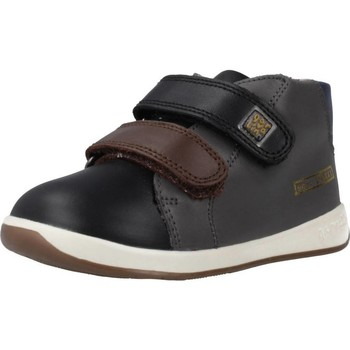 Scarpe Bambino Sneakers alte Garvalin 191313 Nero
