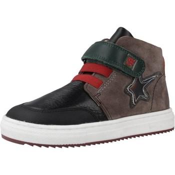 Scarpe Bambino Sneakers alte Garvalin 191358 Marrone
