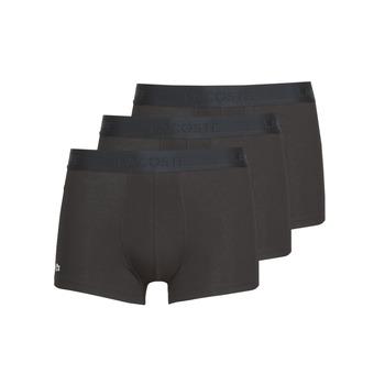 Biancheria Intima  Uomo Boxer Lacoste 5H3407-031 Nero