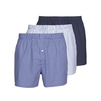 Biancheria Intima  Uomo Mutande uomo Lacoste 7H3394-8X0 Bianco / Blu