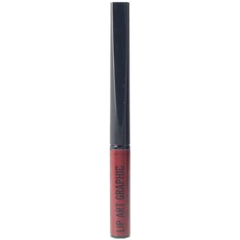 Bellezza Donna Rossetti Rimmel London Lip Art Graphic Liner&liquid Lipstick 810-be Free 5 ml