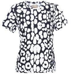 Abbigliamento Donna T-shirt maniche corte Eleven Paris BIRINA Nero