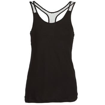 Abbigliamento Donna Top / T-shirt senza maniche Religion DELICATE Nero