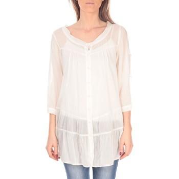 Abbigliamento Donna Tuniche Vision De Reve Tunique women 7055 Ecrue Beige