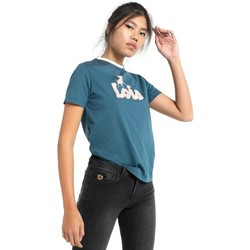 Abbigliamento Donna T-shirt maniche corte Lois camiseta toro 420212045 Blu