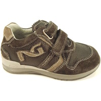 Scarpe Bambino Sneakers basse Nero Giardini A125220M101-ANTRACITE - SNEAKE  Grigio