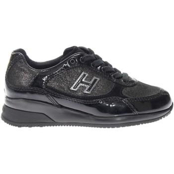 Scarpe Bambina Sneakers basse Hogan HXC1580B560-49T701B - ELECTIVE  Nero