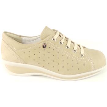 Scarpe Donna Sneakers Ara 36363-10-COTTON - ALLACCIATO F  Beige